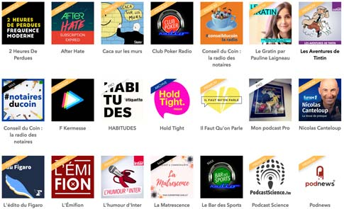multiple-podcasts